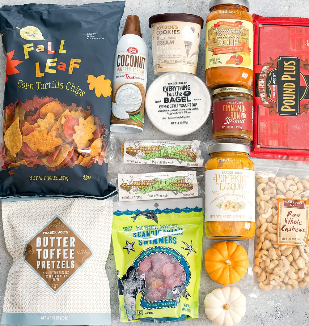 Trader Joe S September Edition Kirbie S Cravings