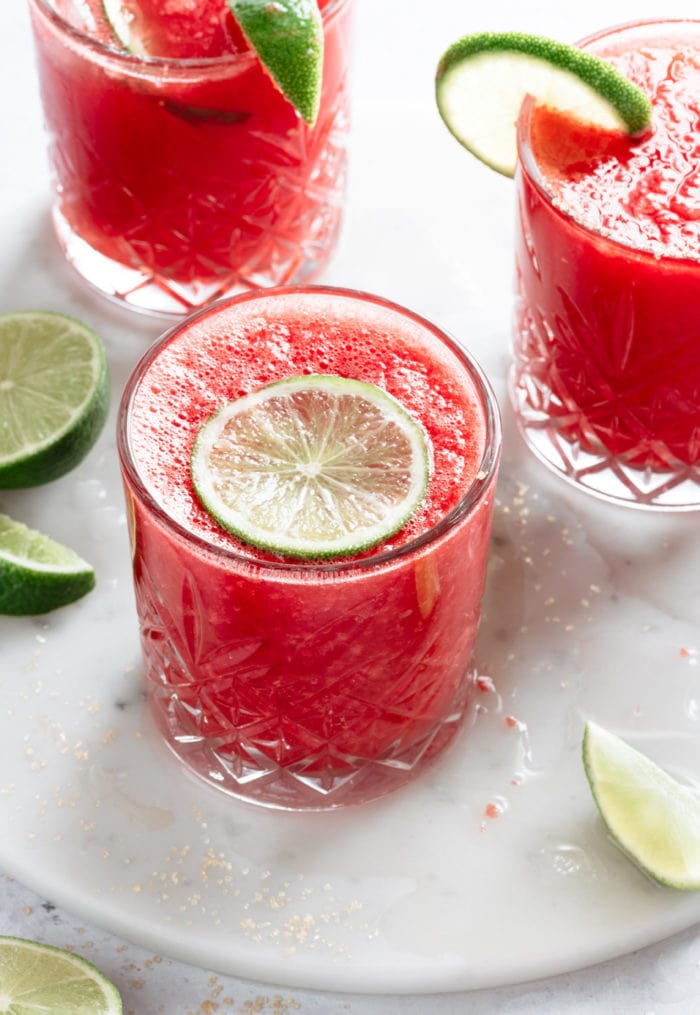 Watermelon Thirst Quencher Juice