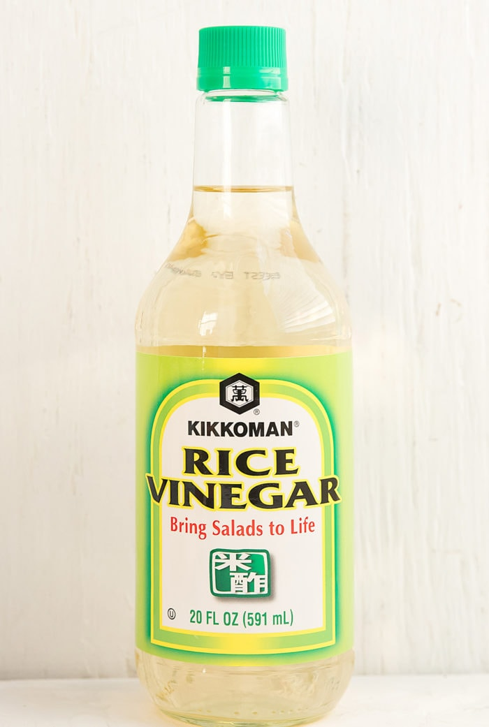 photo of rice vinegar