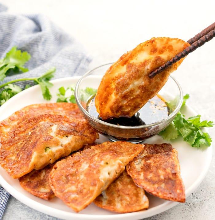 Keto Potstickers Kirbie S Cravings