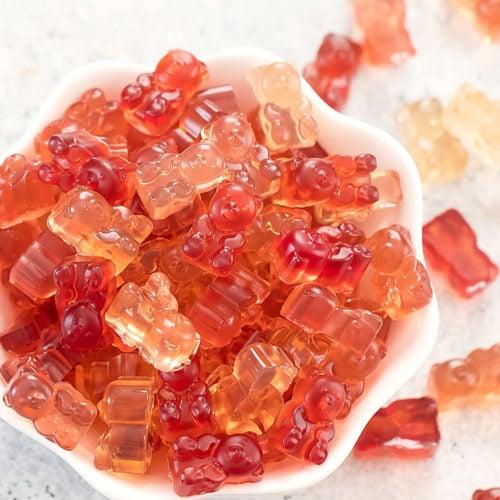 Keto Gummy Bears - Kirbie's Cravings