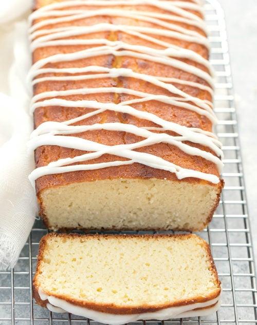 keto pound cake